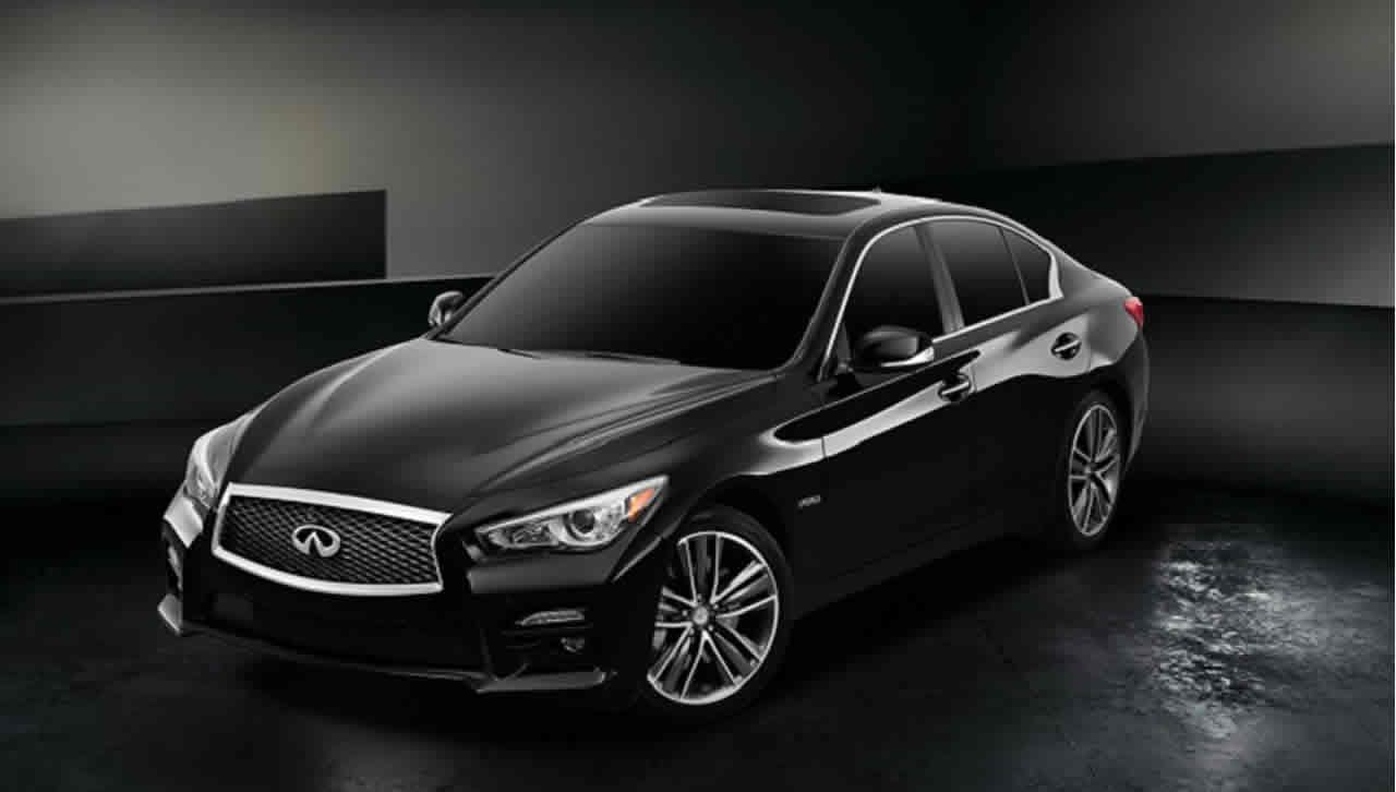 Factory Certified Infiniti Assured Performance